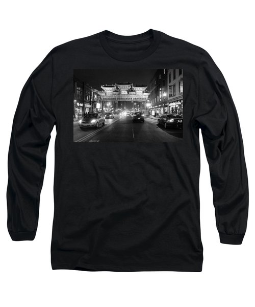 Gateway To Chinatown Long Sleeve T-Shirt