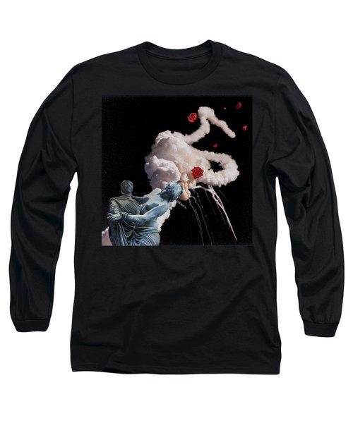 Gather Ye Roses While Ye May Long Sleeve T-Shirt