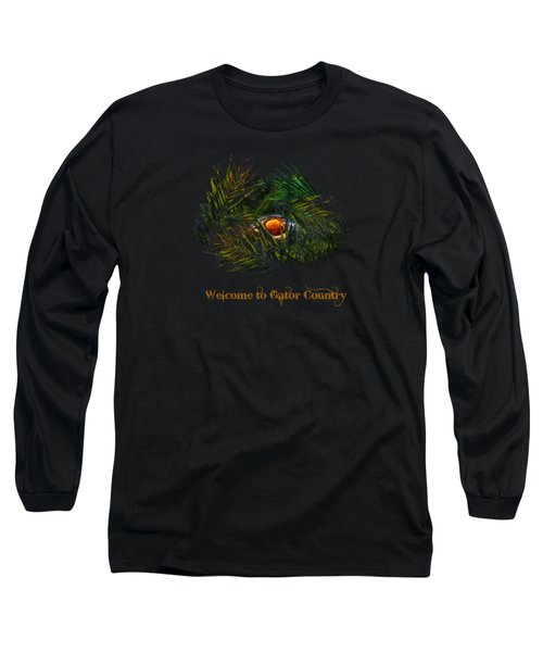 Gator Country  Long Sleeve T-Shirt