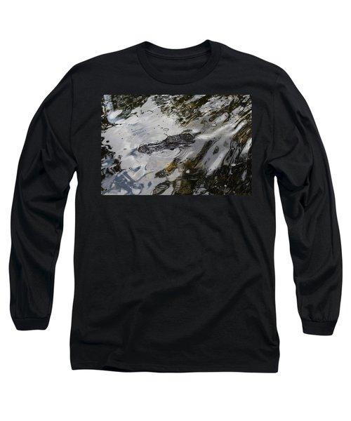 Gator Profile Long Sleeve T-Shirt
