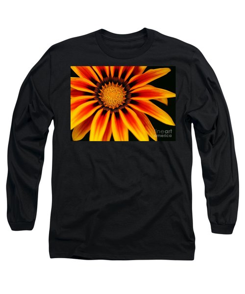 Gazania L Long Sleeve T-Shirt