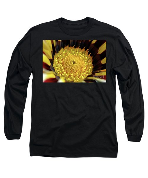 Gazania Macro Long Sleeve T-Shirt