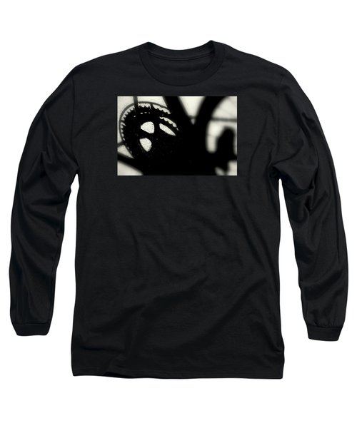 Gear Long Sleeve T-Shirt by David Gilbert