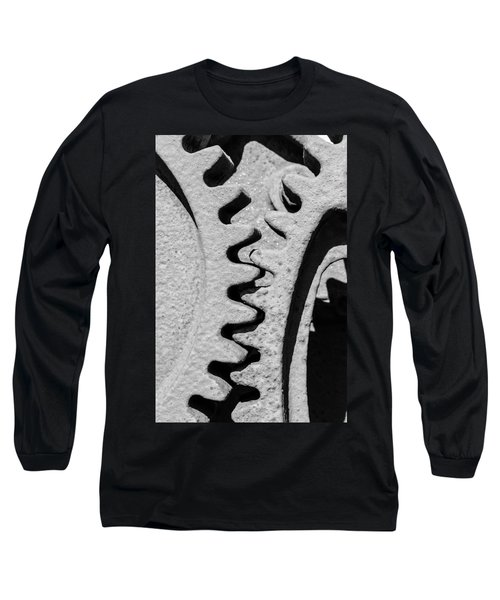Gear - Zoom, Close Up Long Sleeve T-Shirt