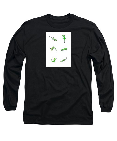 Gecko Play Long Sleeve T-Shirt