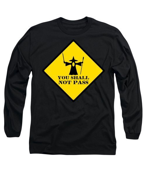 Geek Sign 1 Long Sleeve T-Shirt