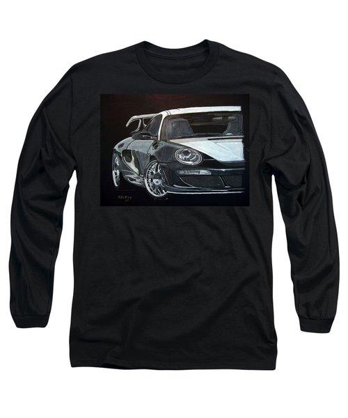 Gemballa Porsche Right Long Sleeve T-Shirt