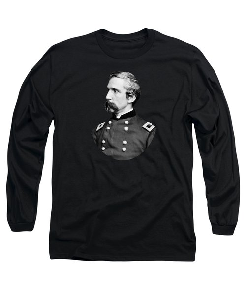 General Joshua Chamberlain  Long Sleeve T-Shirt by War Is Hell Store