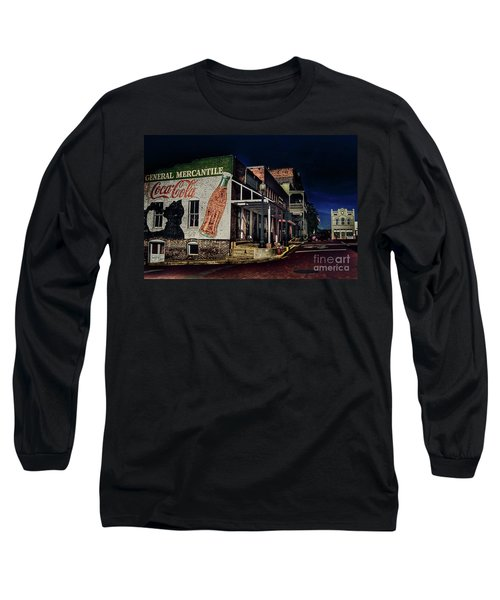 General Mercantile Long Sleeve T-Shirt by Savannah Gibbs