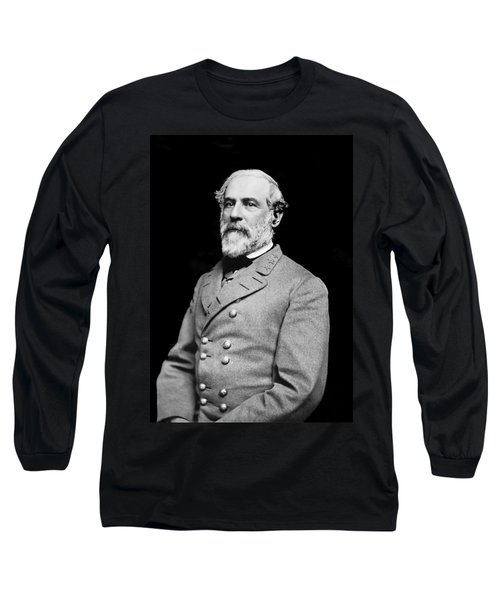 General Robert E Lee - Csa Long Sleeve T-Shirt