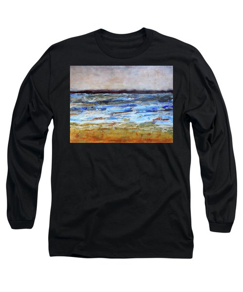 Generations Abstract Landscape Long Sleeve T-Shirt