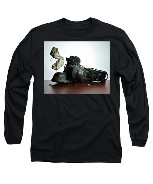 Long Sleeve T-Shirt featuring the photograph Generations by Mark Fuller