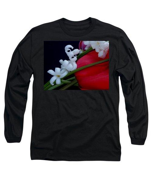 Long Sleeve T-Shirt featuring the photograph Gentle Breeze by Lisa Kaiser
