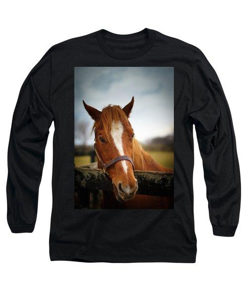 Long Sleeve T-Shirt featuring the photograph Genuine Reward by Shane Holsclaw