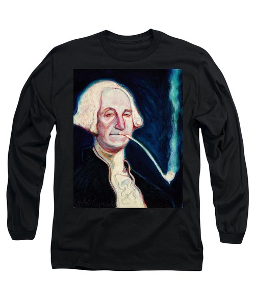 George Washington Long Sleeve T-Shirt
