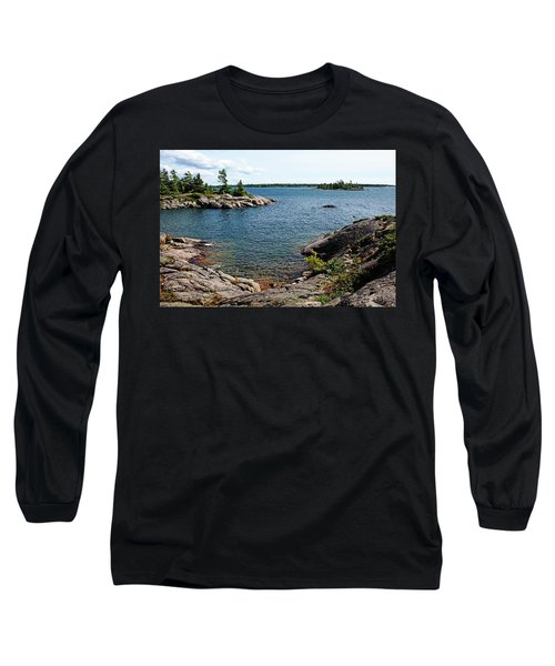 Georgian Bay Islands Long Sleeve T-Shirt