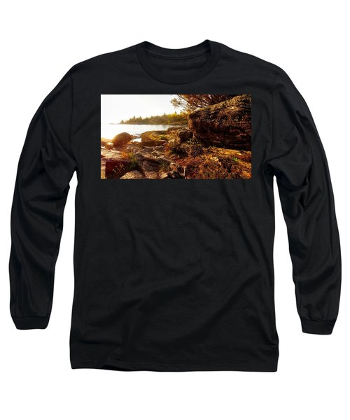 Georgian Bay Sunset Long Sleeve T-Shirt