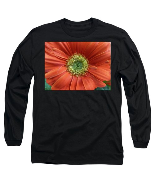 Gerber Daisy Long Sleeve T-Shirt