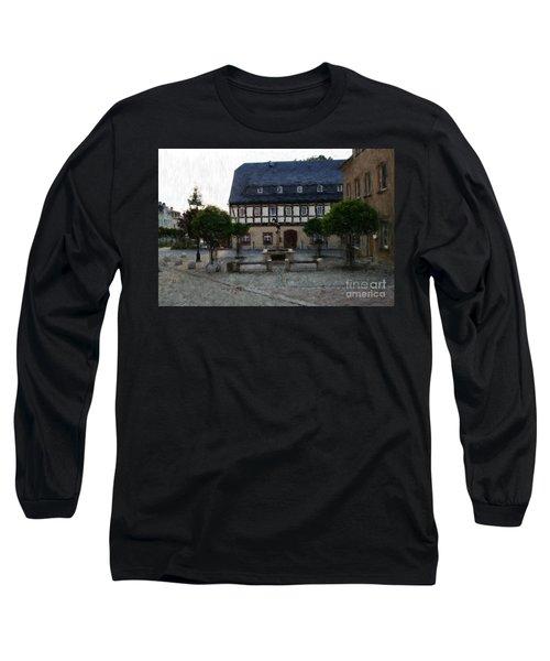 German Town Square Long Sleeve T-Shirt