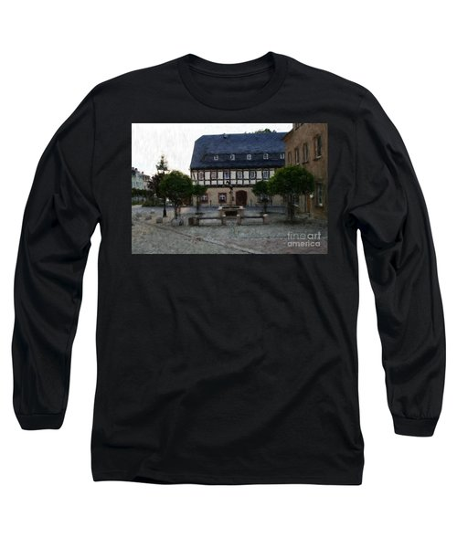 German Town Square Long Sleeve T-Shirt