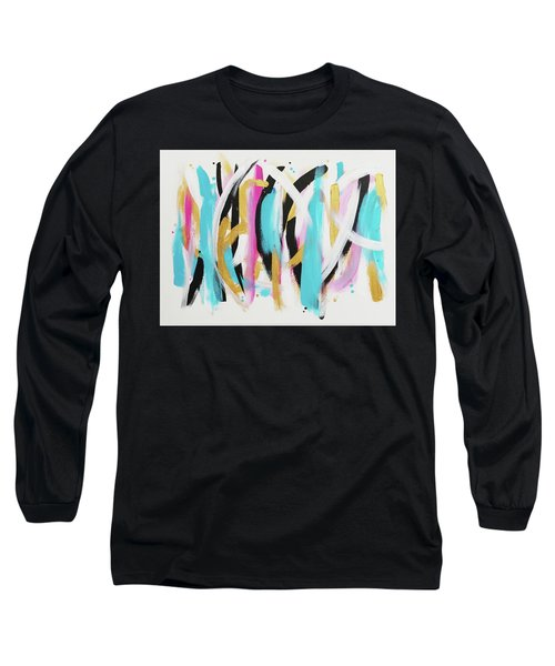 Get In Line 1 Long Sleeve T-Shirt