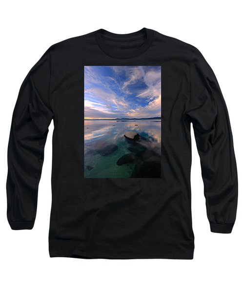 Get Into Nature Long Sleeve T-Shirt by Sean Sarsfield