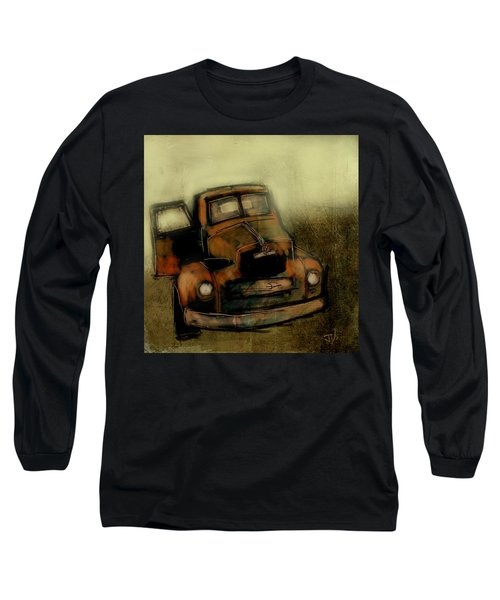 Getaway Truck Long Sleeve T-Shirt