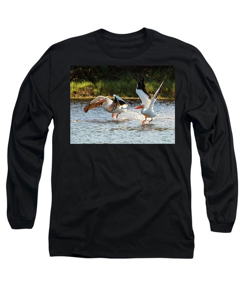 Getting Airborne Long Sleeve T-Shirt