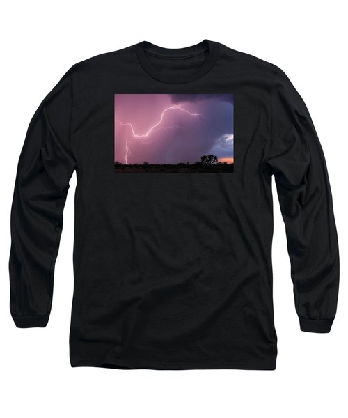 Getting Close Long Sleeve T-Shirt by Rick Furmanek