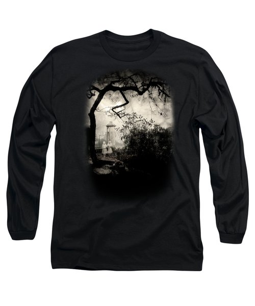 Ghost. Long Sleeve T-Shirt