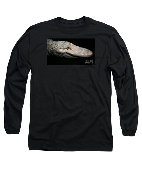 Ghost Of The Bayou Long Sleeve T-Shirt