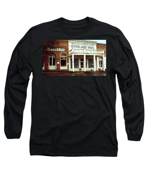 Ghost Town Long Sleeve T-Shirt