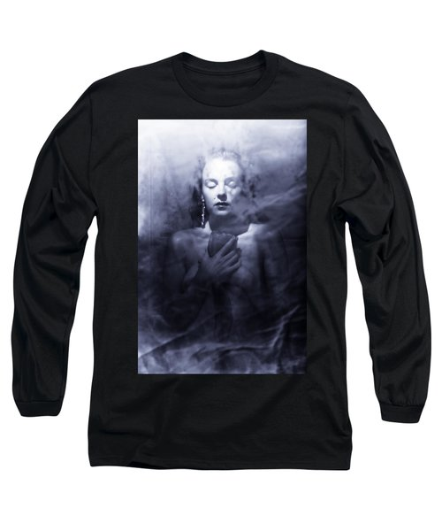 Ghost Woman Long Sleeve T-Shirt