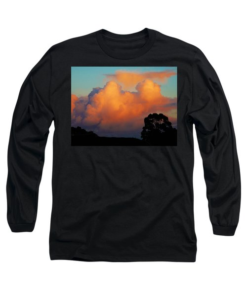 Gilded Dawn Long Sleeve T-Shirt by Mark Blauhoefer
