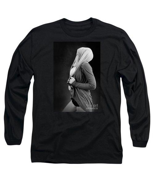 Girl #2299 Long Sleeve T-Shirt