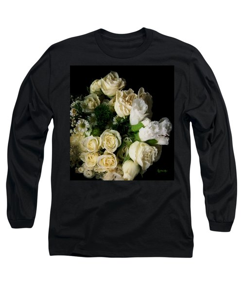 Long Sleeve T-Shirt featuring the photograph Glamour by RC DeWinter