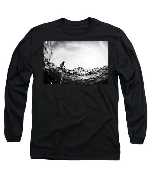 Glass House Long Sleeve T-Shirt