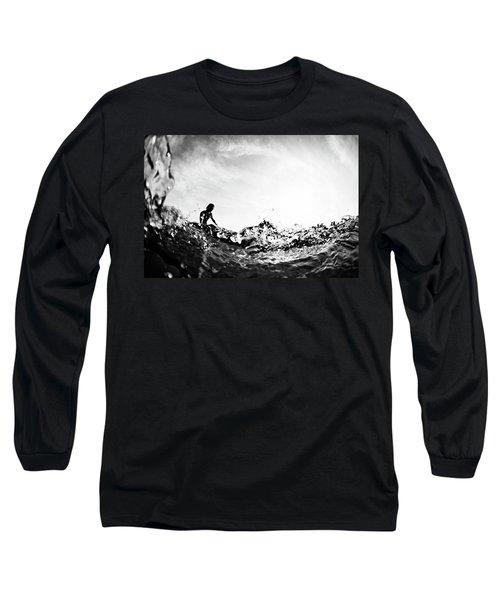 Glass House Long Sleeve T-Shirt