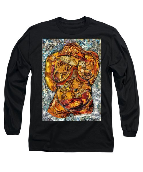 Glass Lady Long Sleeve T-Shirt