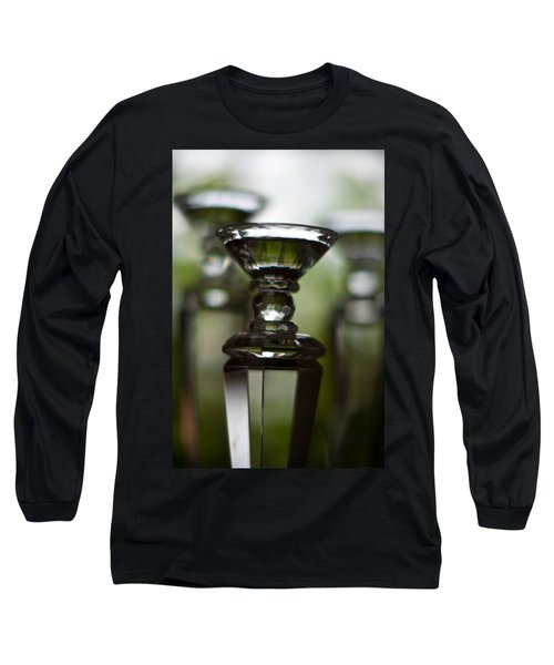 Glass Montage Long Sleeve T-Shirt