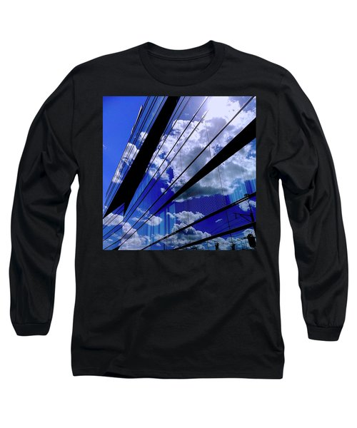 Glassy Confusion Long Sleeve T-Shirt