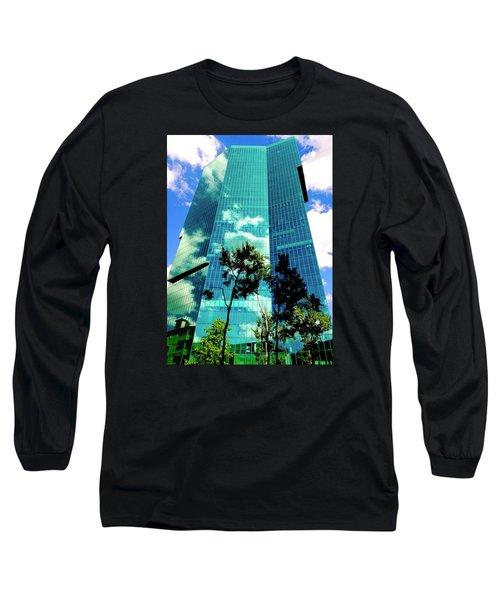 Glassy Lifestyle Long Sleeve T-Shirt