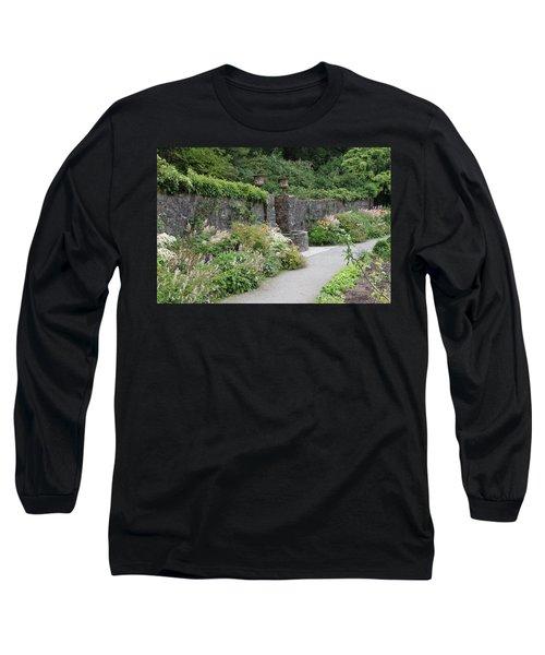 Glenveagh Castle Gardens 4288 Long Sleeve T-Shirt