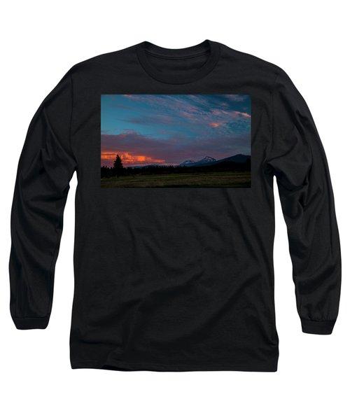 Glorious Sunset Long Sleeve T-Shirt