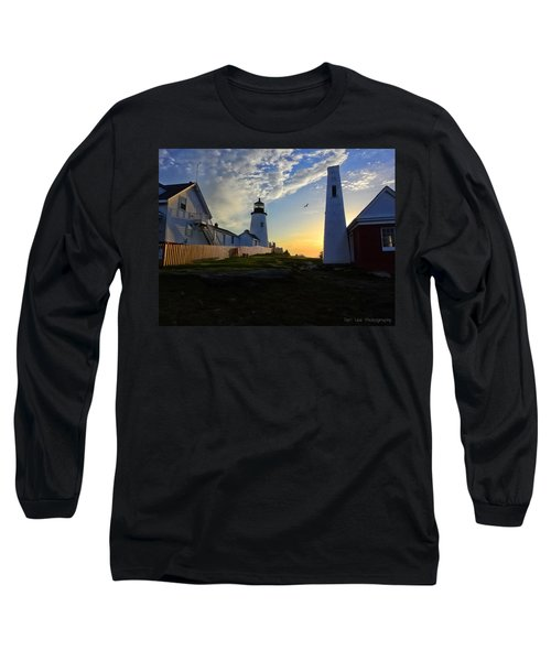 Glow Of Morning Long Sleeve T-Shirt