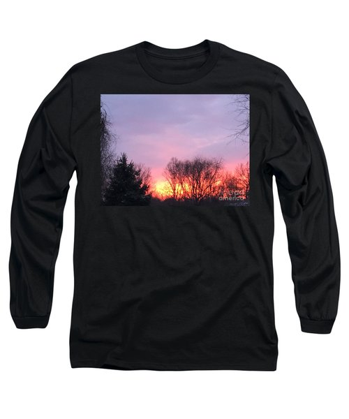 Glowing Almost Gone Long Sleeve T-Shirt