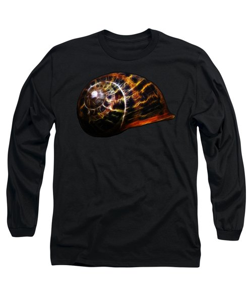 Glowing Shell Long Sleeve T-Shirt