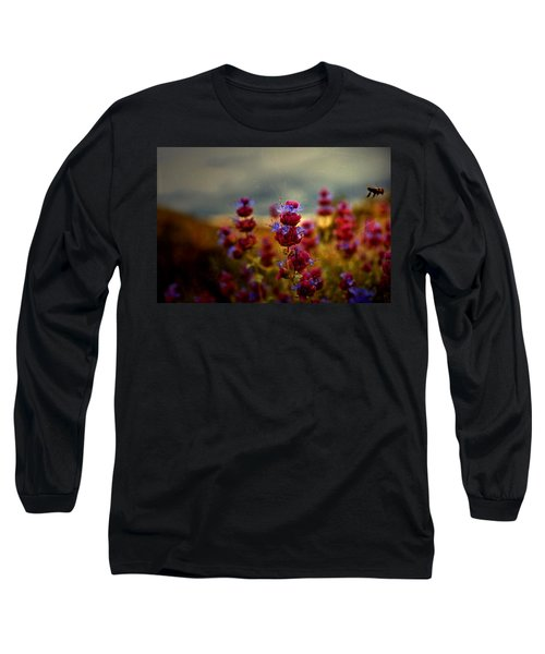 Go Bee Long Sleeve T-Shirt