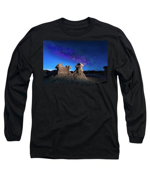 Goblin Milky Way  Long Sleeve T-Shirt
