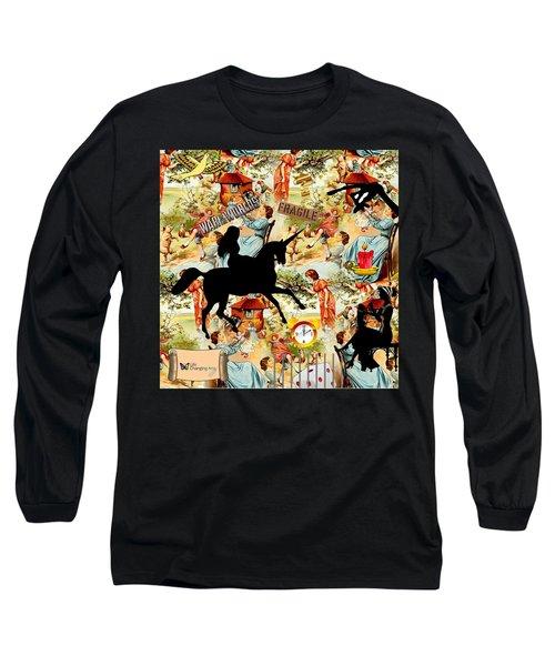 Goddess Returns Long Sleeve T-Shirt